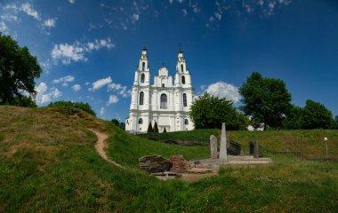 St. Sophia Cathedral in Polotsk. Belarus.
