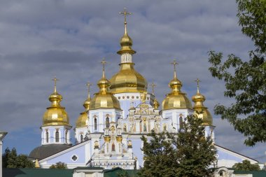 Saint Michael Monastery Cathedral, Kiev, Ukraine