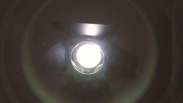 Film světlo. Osvětlení pro video a film