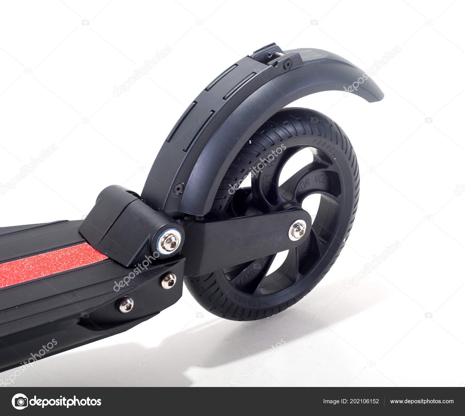 Electric Scooter Hoverboard Vehicle Stock Photo C Sergiomishin 202106152