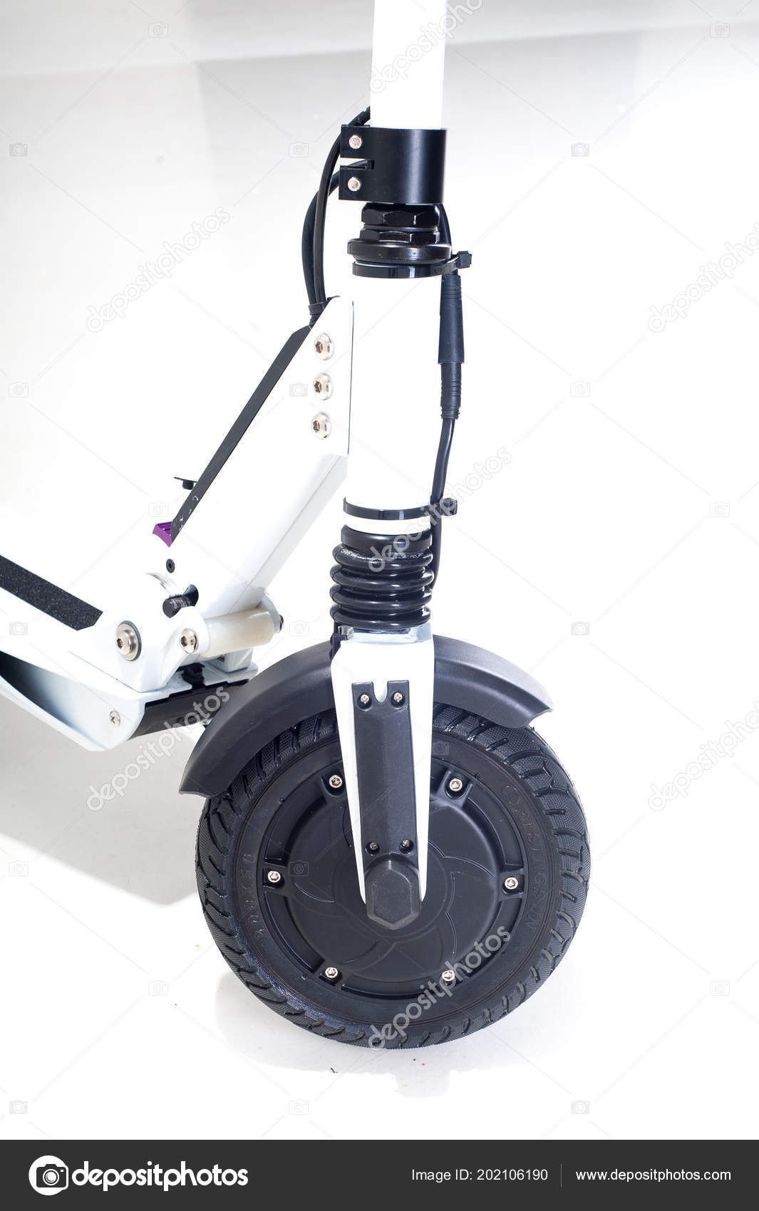 Electric Scooter Hoverboard Vehicle Stock Photo C Sergiomishin 202106190