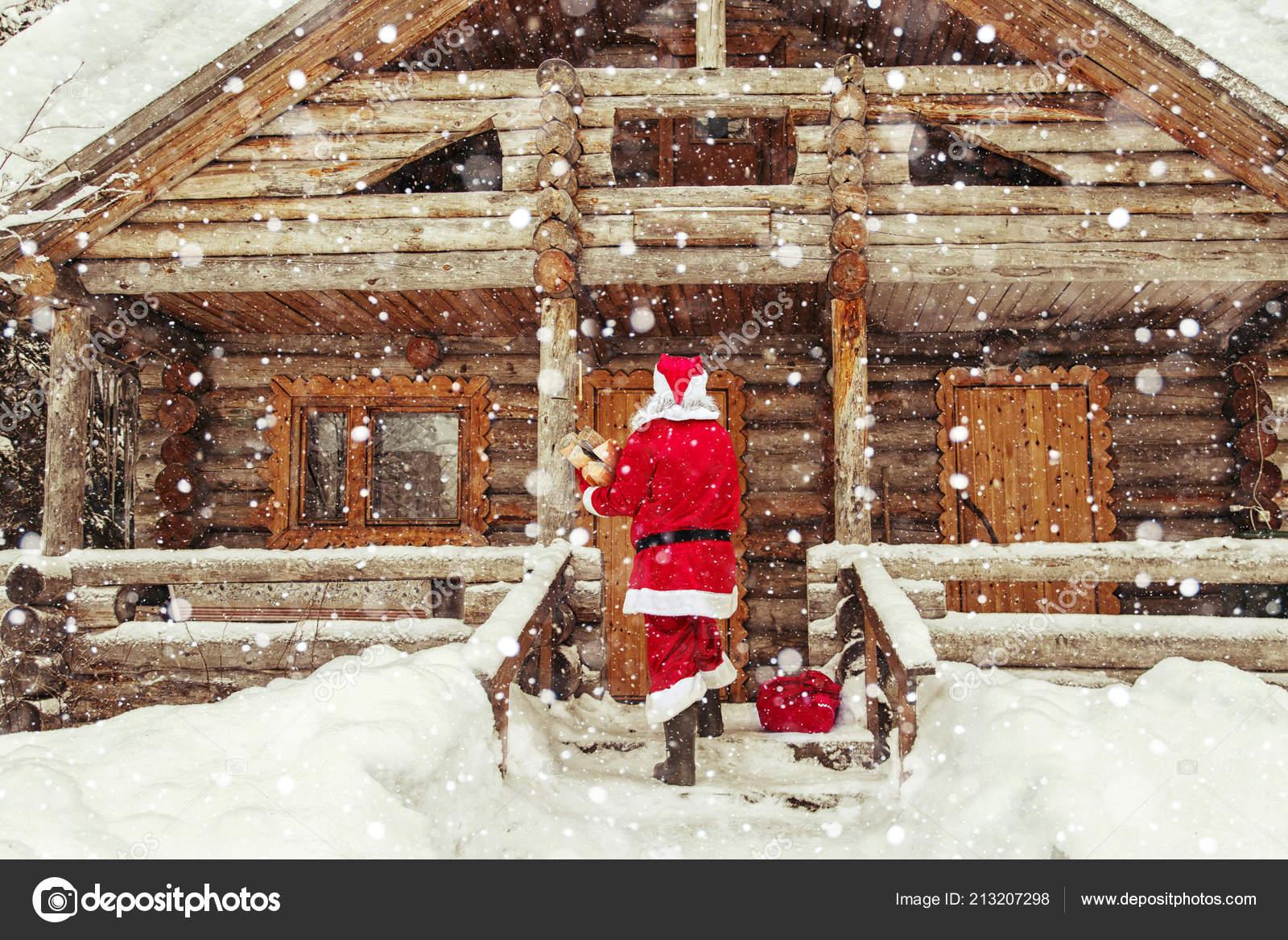 Casa Di Babbo Natale Al Polo Nord.Vita Quotidiana Babbo Natale Casa Babbo Natale Polo Nord