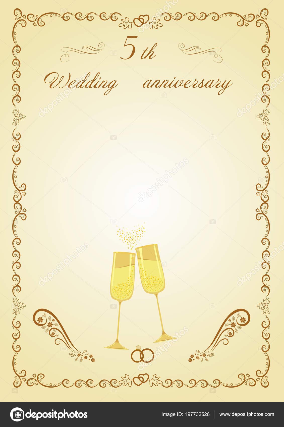 Sfondi Anniversario Di Matrimonio.Illustrazione Anniversario Matrimonio Sfondi Anniversario