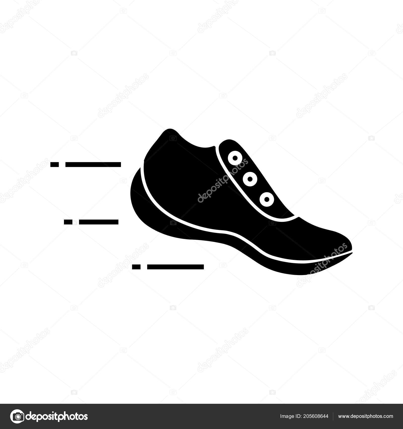 Comodidad Entrenadores Voladoras Movimiento Glifo Zapatillas Icono wnZB8CaqZ