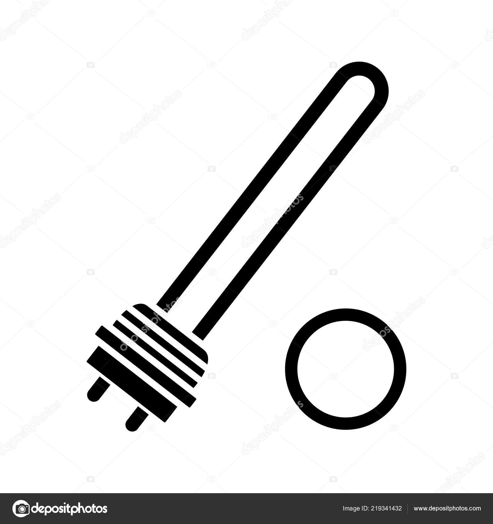 water heater symbol