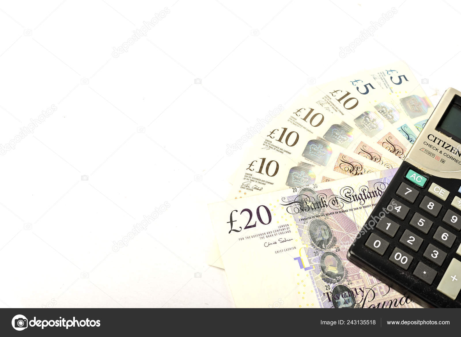 pound kalkulator