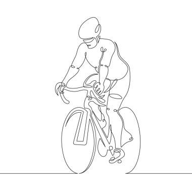 cyclist  bicyclist  cycler  wheelman  bicycler