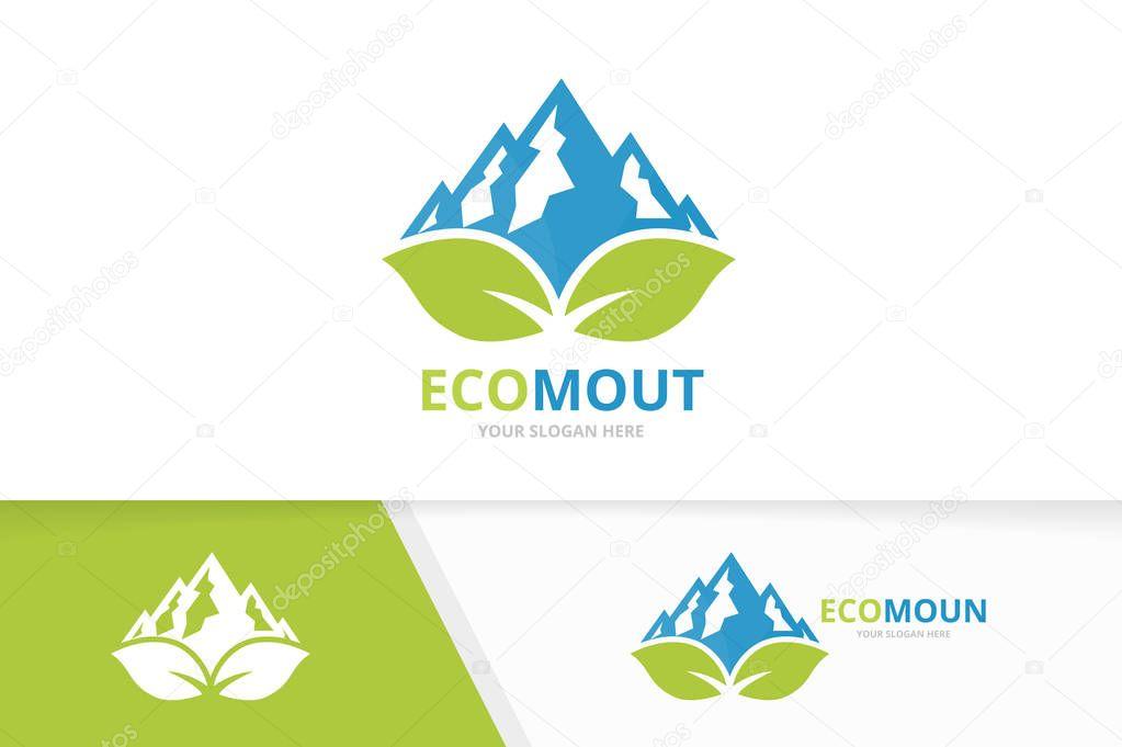 Vector logo or icon design element