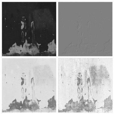 grunge texture set of empty rouge places to your concept or product