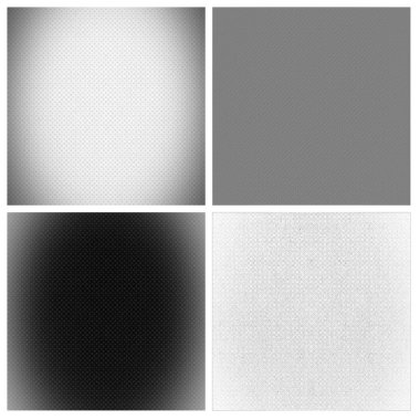 vintage paper background texture set of empty rouge places to your concept or product