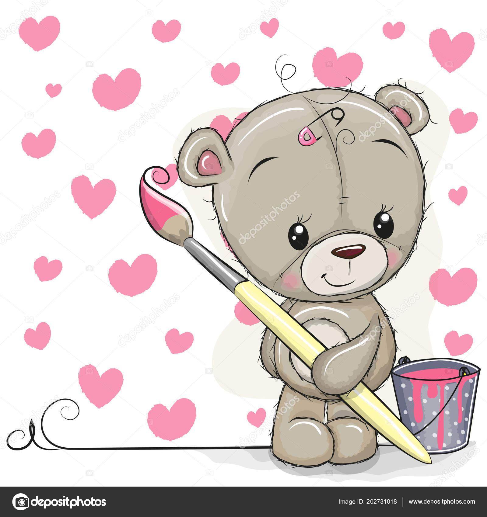 teddybär mit herz zeichnen  vorlagen zum ausmalen gratis