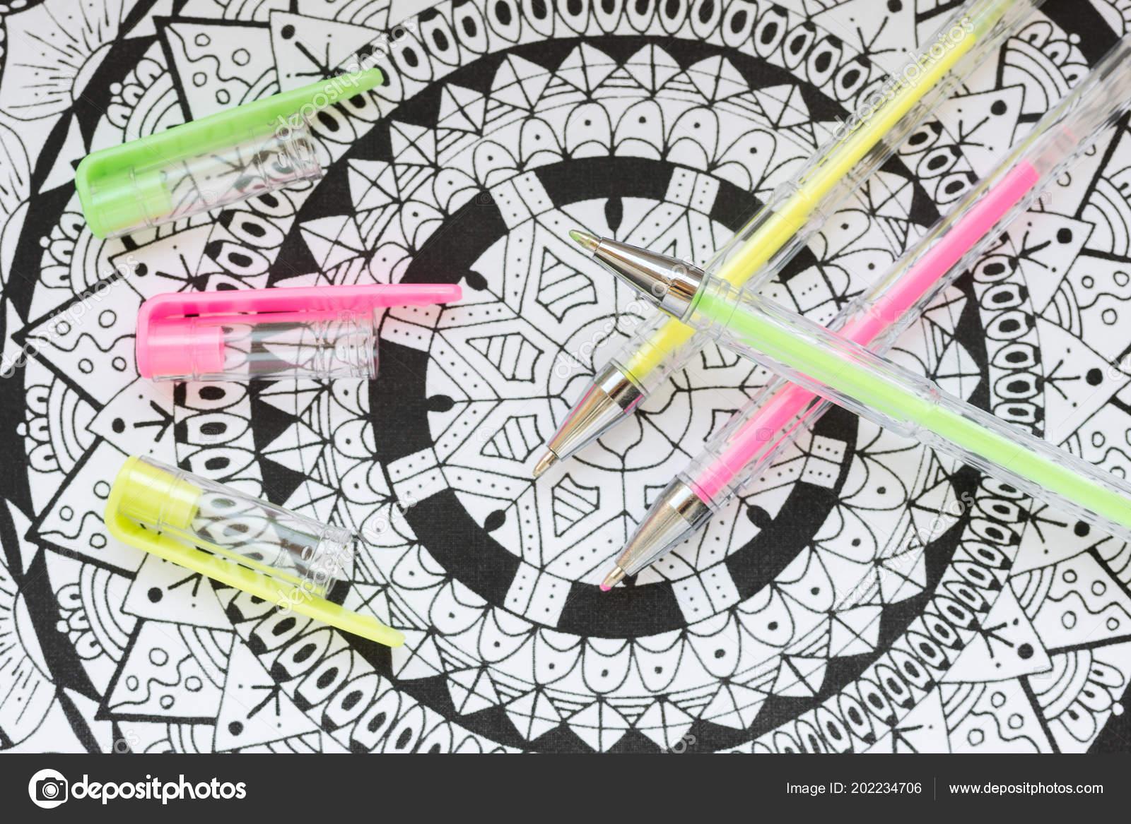 Nieuwe Kleurplaten Voor Volwassenen.Kleurboek Voor Volwassenen Nieuwe Stress Verlichten Van Trend