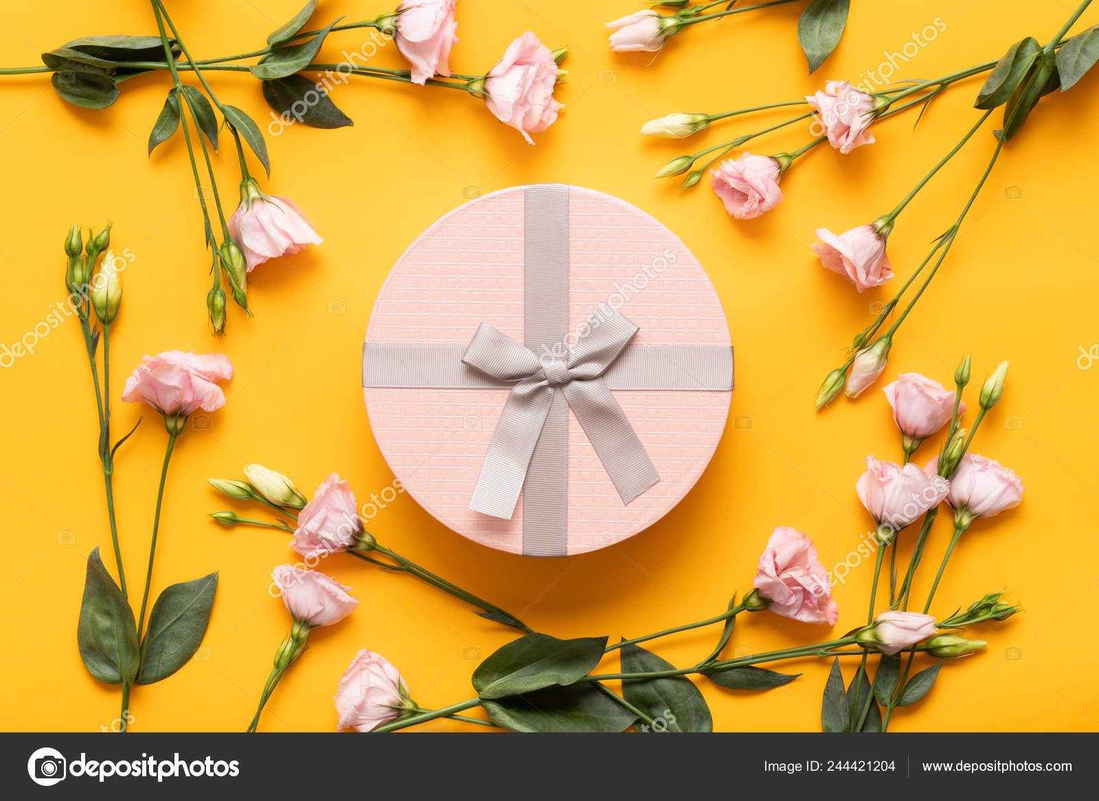 Happy Mother Day Dag Van Vrouw Roze Valentijnsdag Verjaardag