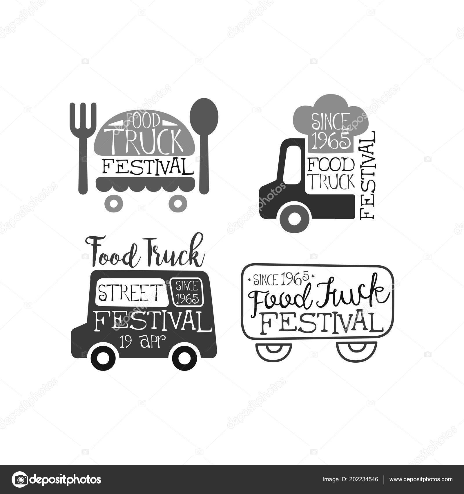 vans con cibo