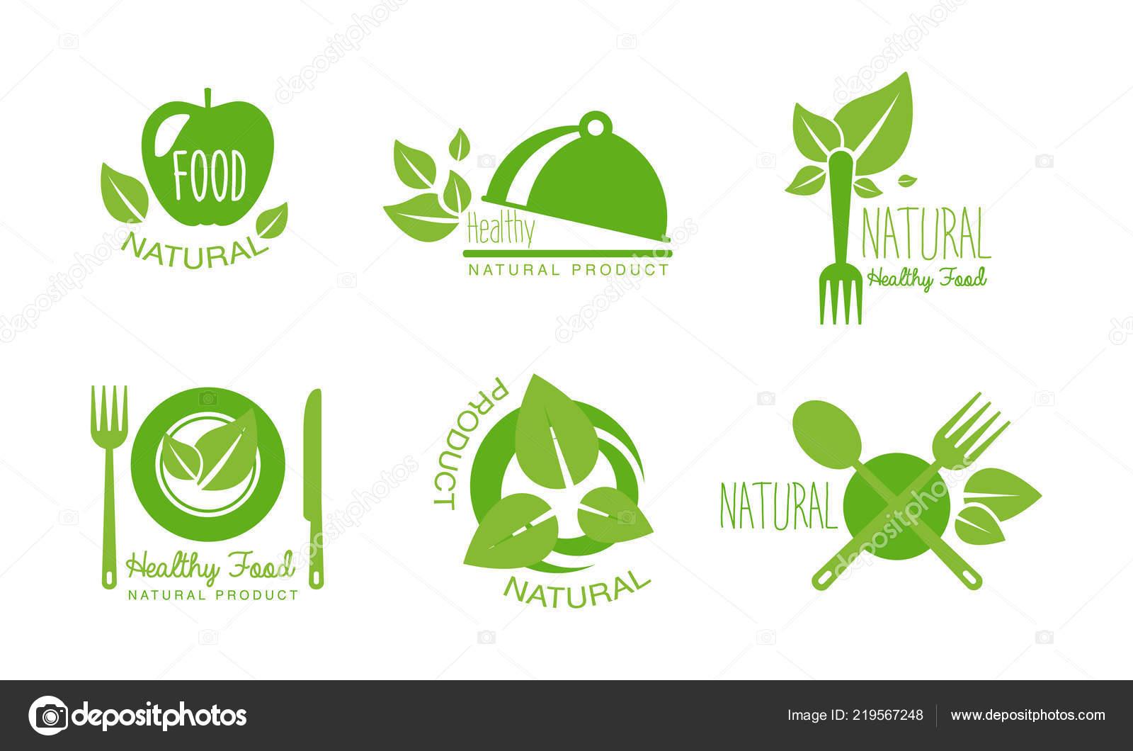 86b84971a5c La valeur de logos des produits naturels sains