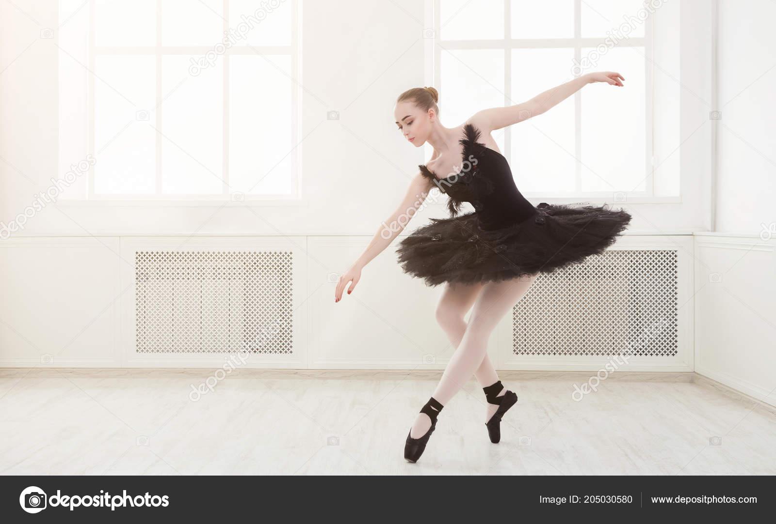 Vestido del cisne negro
