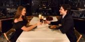 Fotografie Glücklich romantisches Date-Konzept