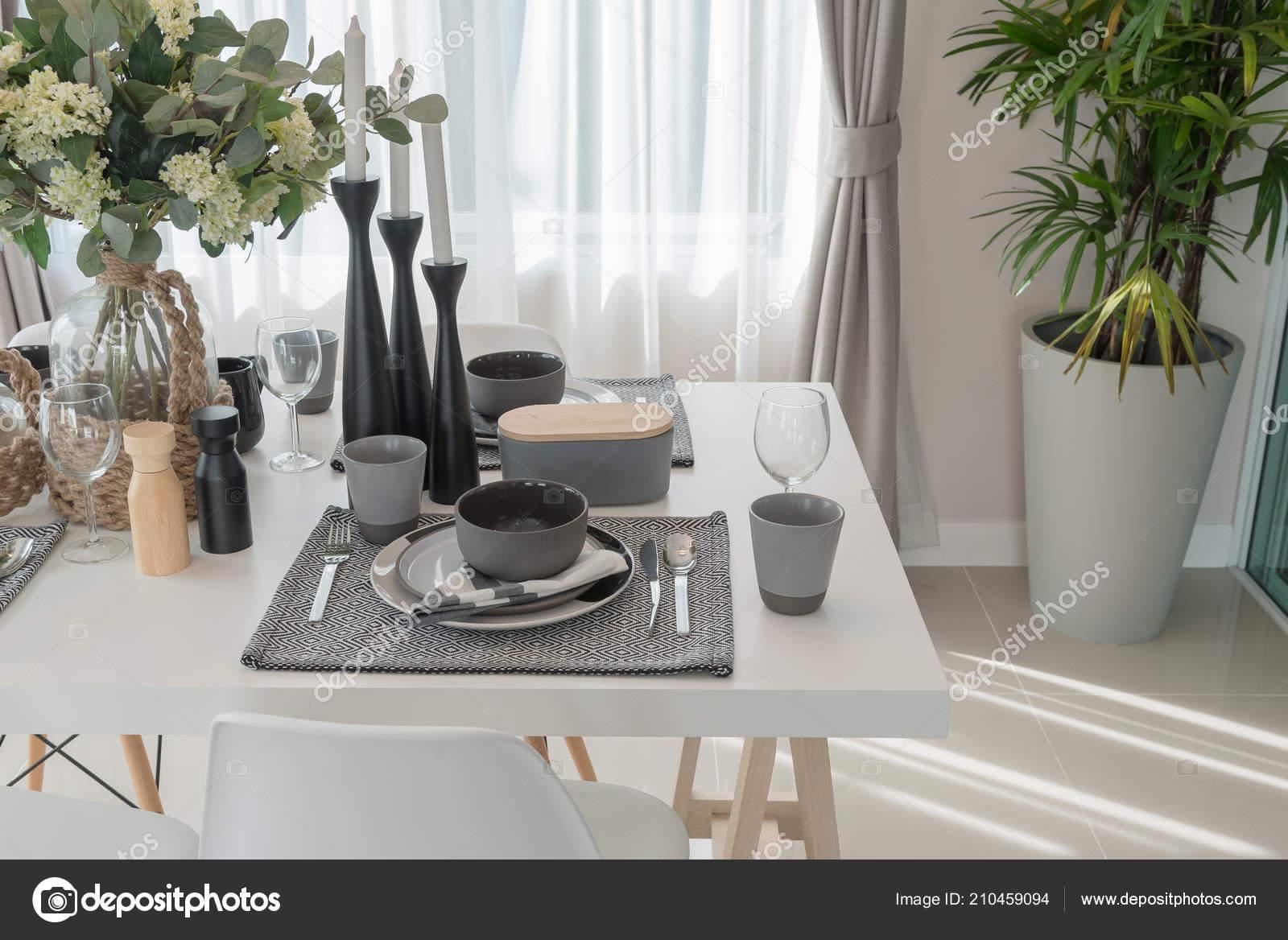 Moderne Witte Eettafel.Witte Moderne Tafel Set Houten Eettafel Moderne Eetkamer