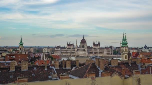 Budapest Budapest belvárosa Magyarország Parlament épülettel
