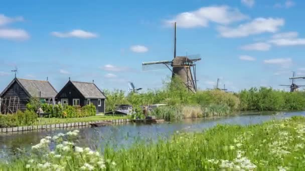 Video o čase ze školky ve čtvrti Molenlanden, Nizozemsko.