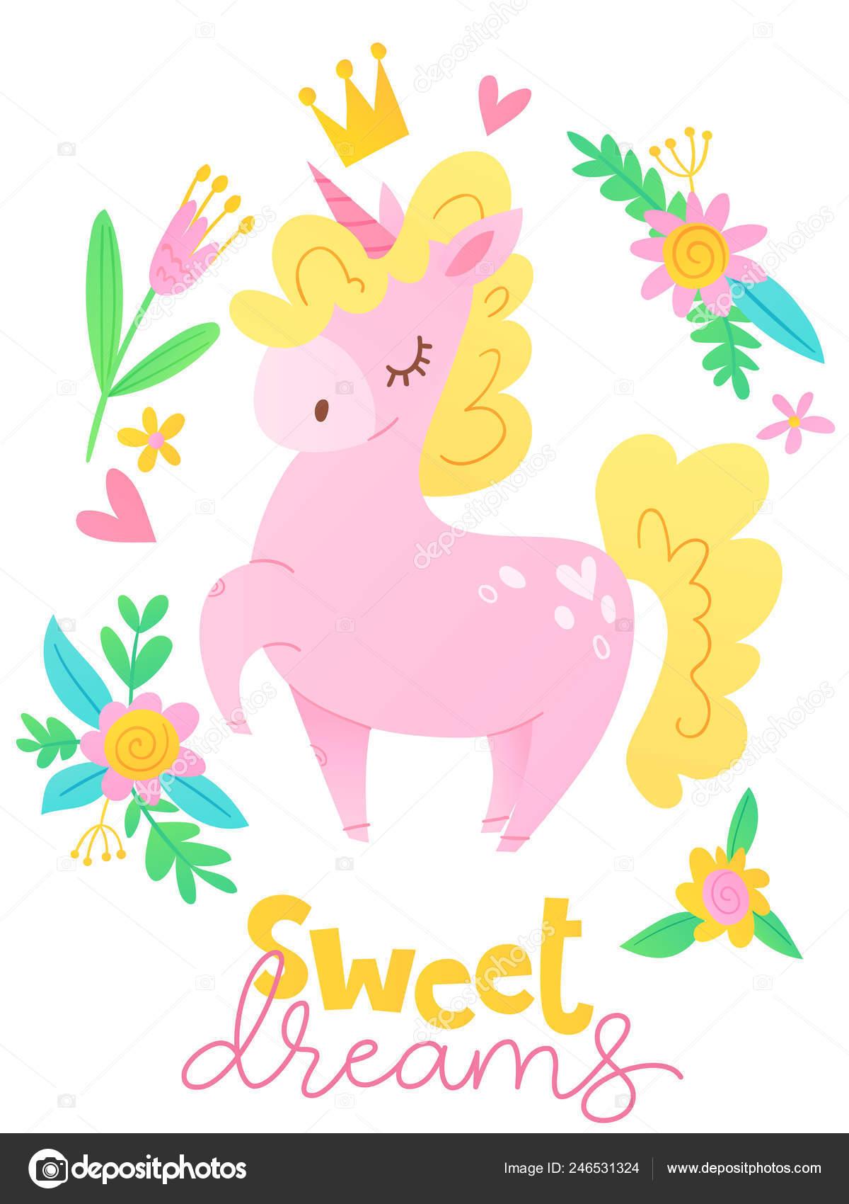 Tarjeta Del Feliz Cumpleaños Vector Lindo Personaje Dibujos