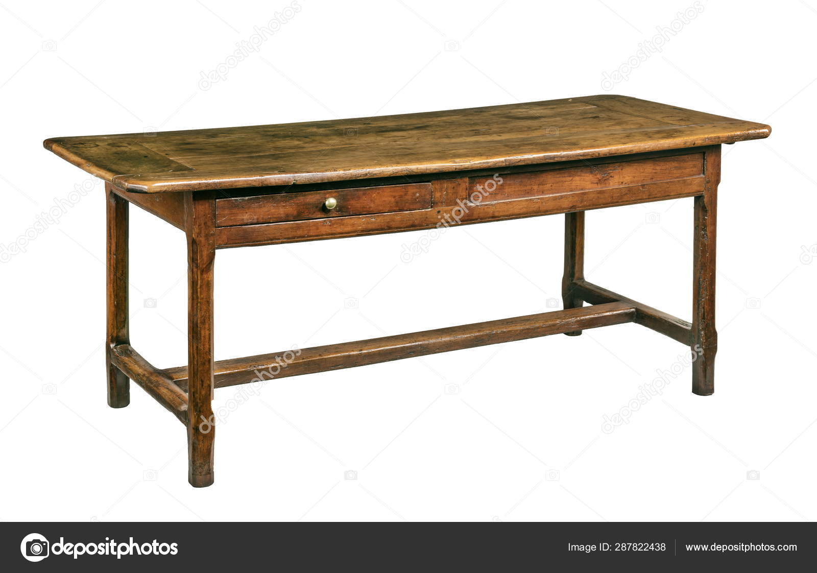 Old kitchen table French style — Stock Photo © JAK30 #287822438