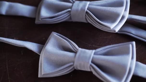 szürke csokornyakkendő