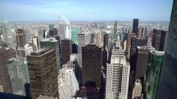 Nejlepší letecký pohled na Manhattan v New Yorku