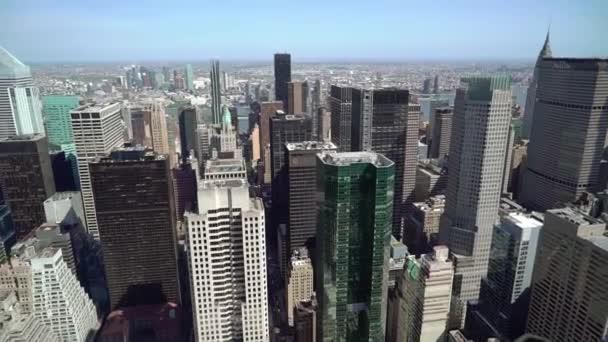 New York, USA-Květen 5, 2019: nejlepší letecký pohled na Manhattan v New Yorku