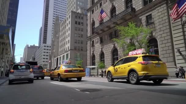 New York, USA-Květen 5, 2019: město New York