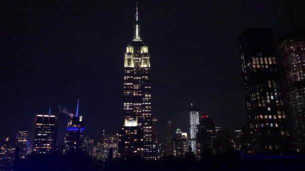Pohled na Manhattan v New Yorku