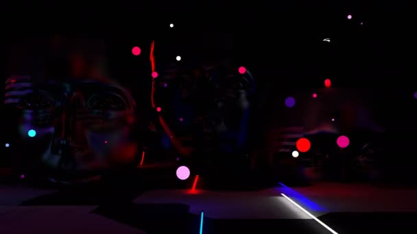 Looped seamless footage for your event, concert, title, presentation, site, DVD, music videos, video art, holiday show, party, etc Also useful for motion designers, editors and VJ s for led screens.