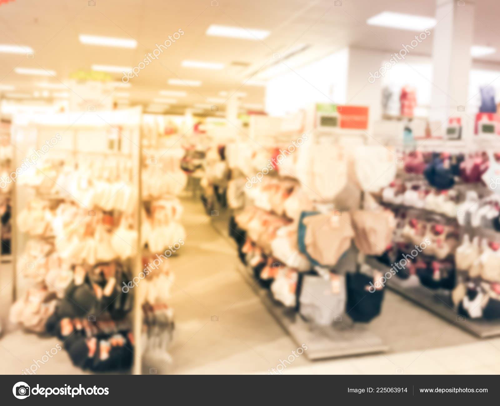 a57bc9d87fed Movimiento Borrosa Interior Colores Mujer Moderna Tienda Lencería ...