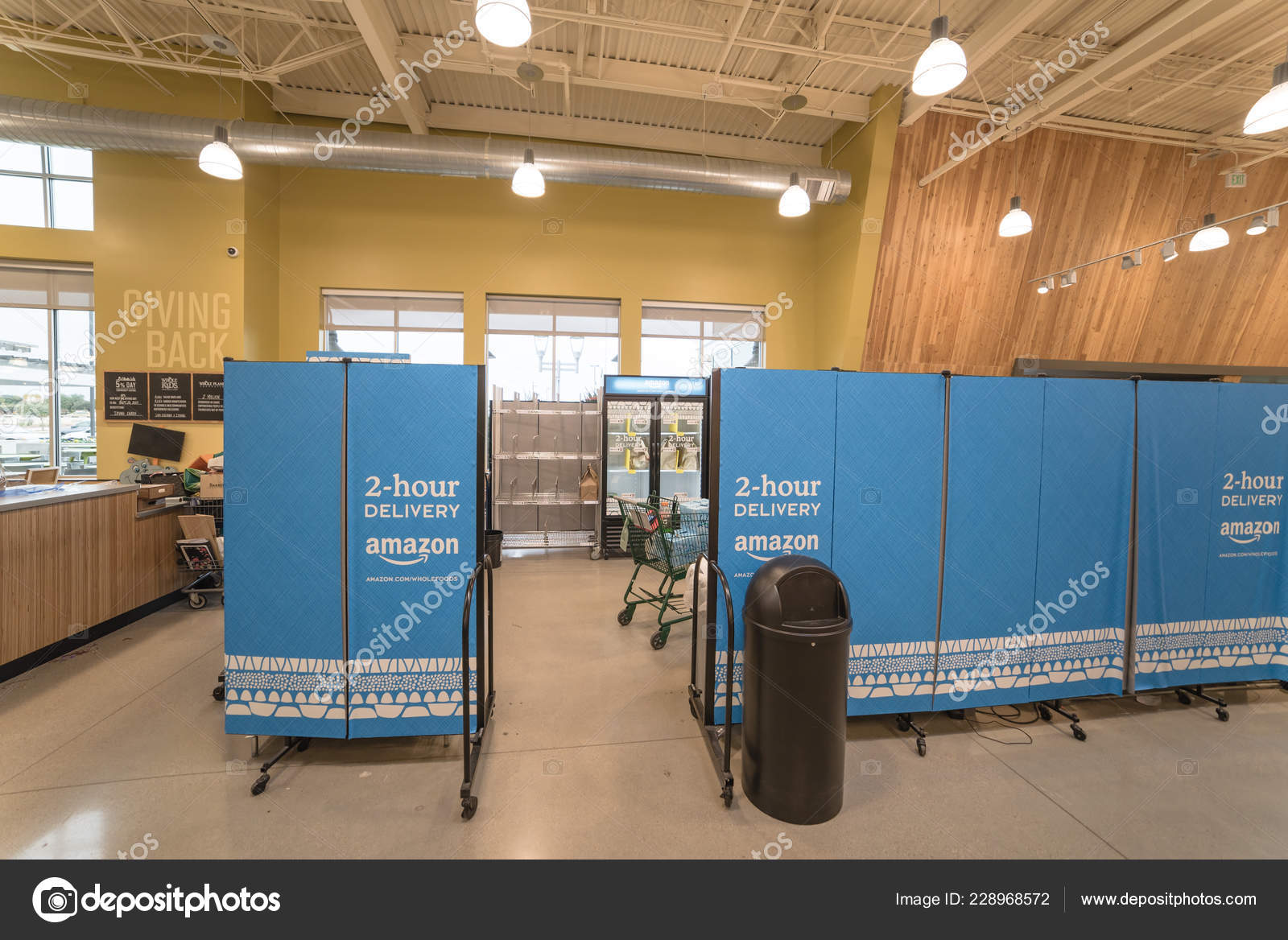 Irving Nov 2018 Hour Delivery Service Amazon Prime Member