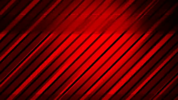 motion graphics and animated background with neon red moving lines