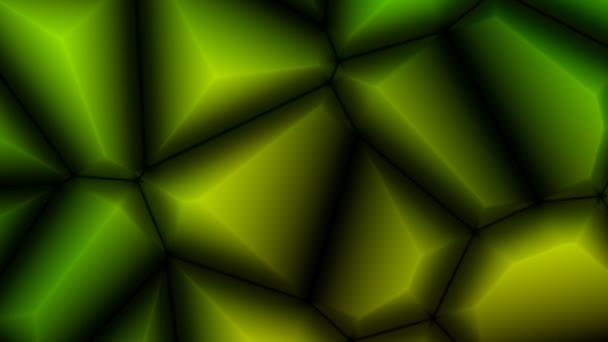 Bewegungsgrafik und animierter Hintergrund von zufällig geformten organischen Blobs, die sich umwandeln und verschmelzen