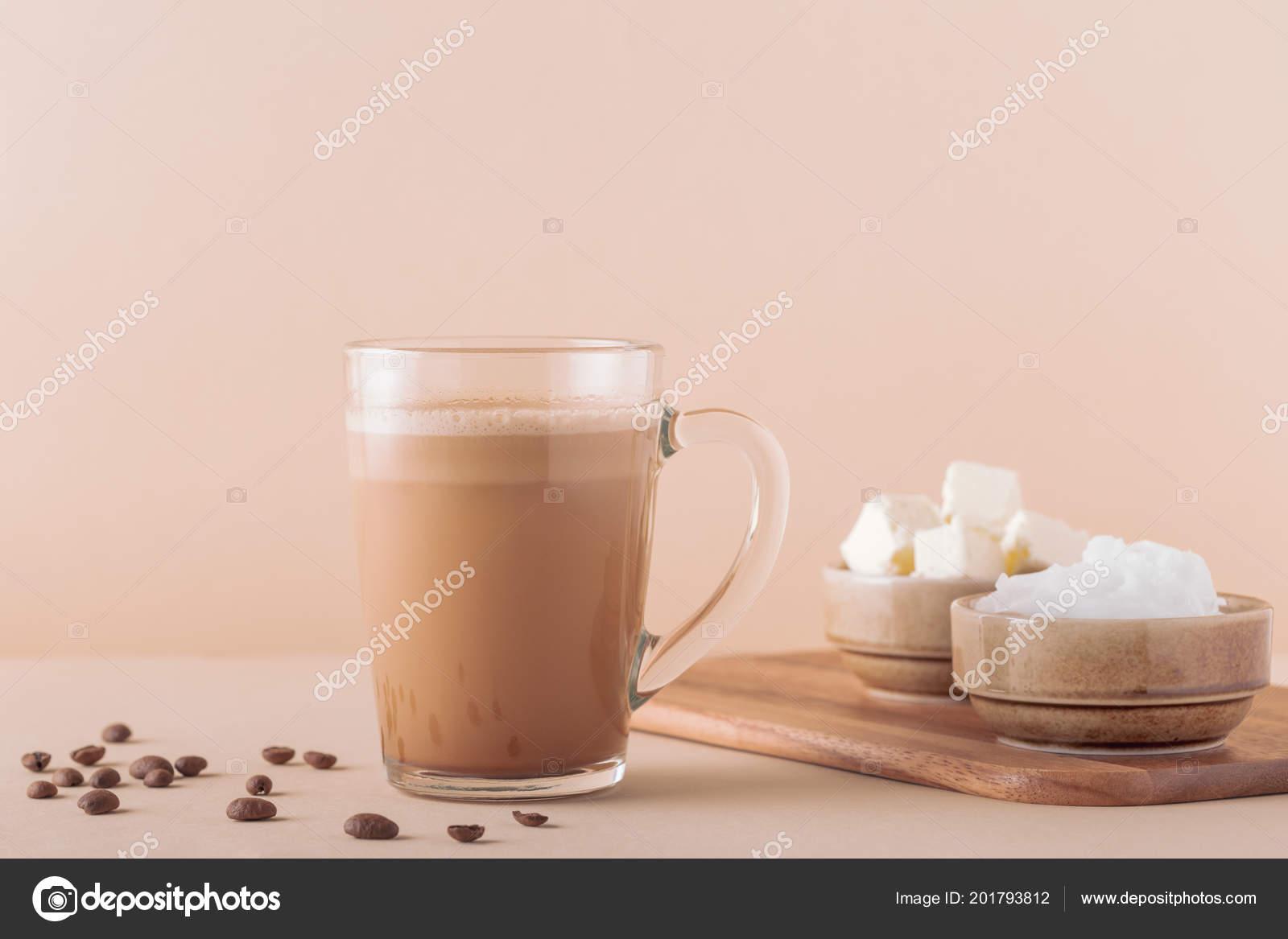 caffè perdita di peso olio di cocco