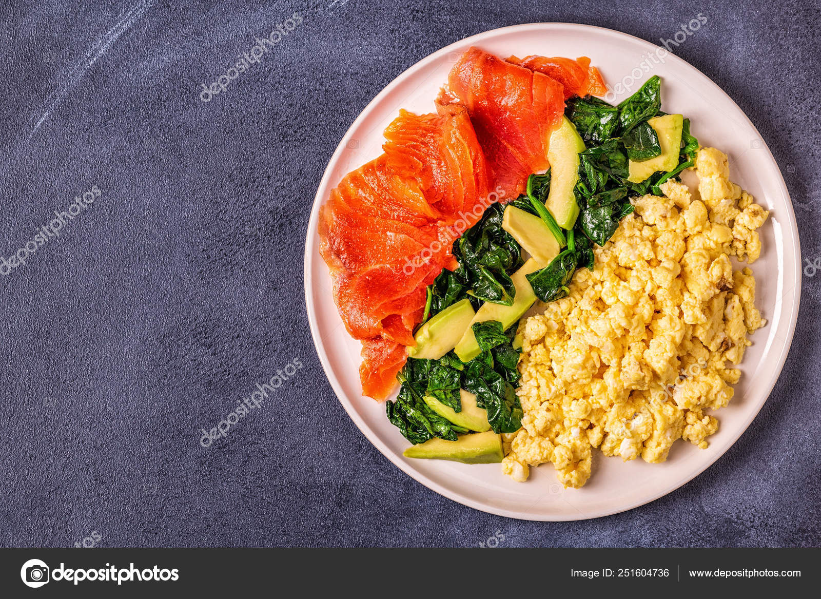 Desayuno con dieta cetogenica