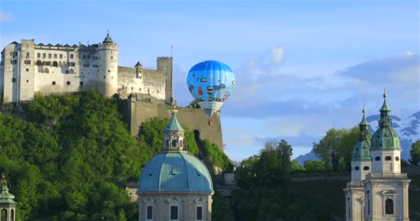 International Hot Air Balloon Festival in Salzburg, Austria on 17 of May, 2019