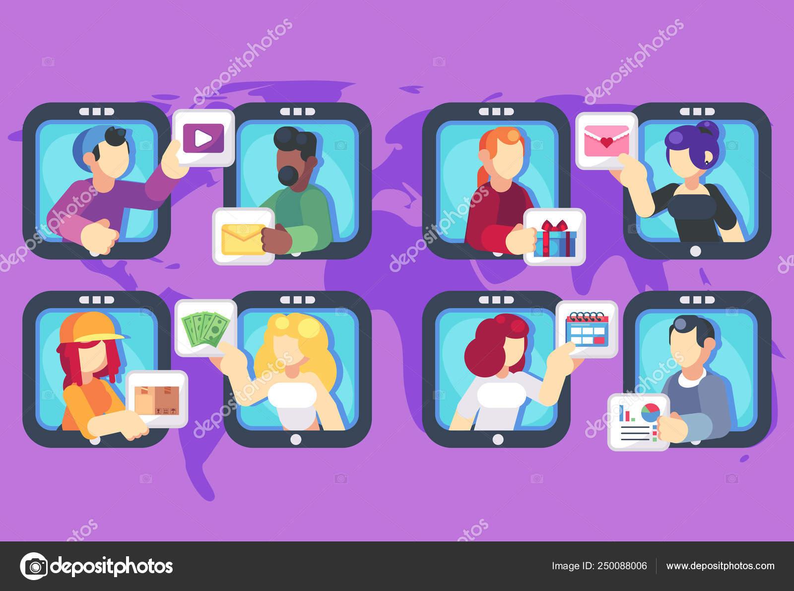 las mujeres de citas en línea de aplicaciones