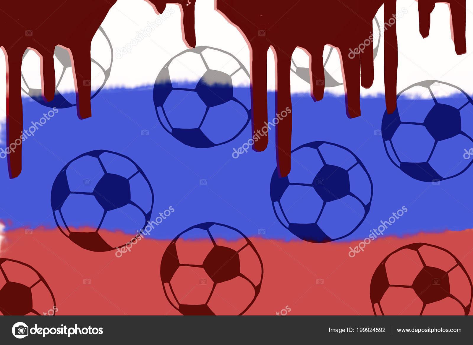 Кривавий ФІФА футбол чемпіонату — Фото від Sonyachny. Знайти схожі  зображення a24804ef732f3