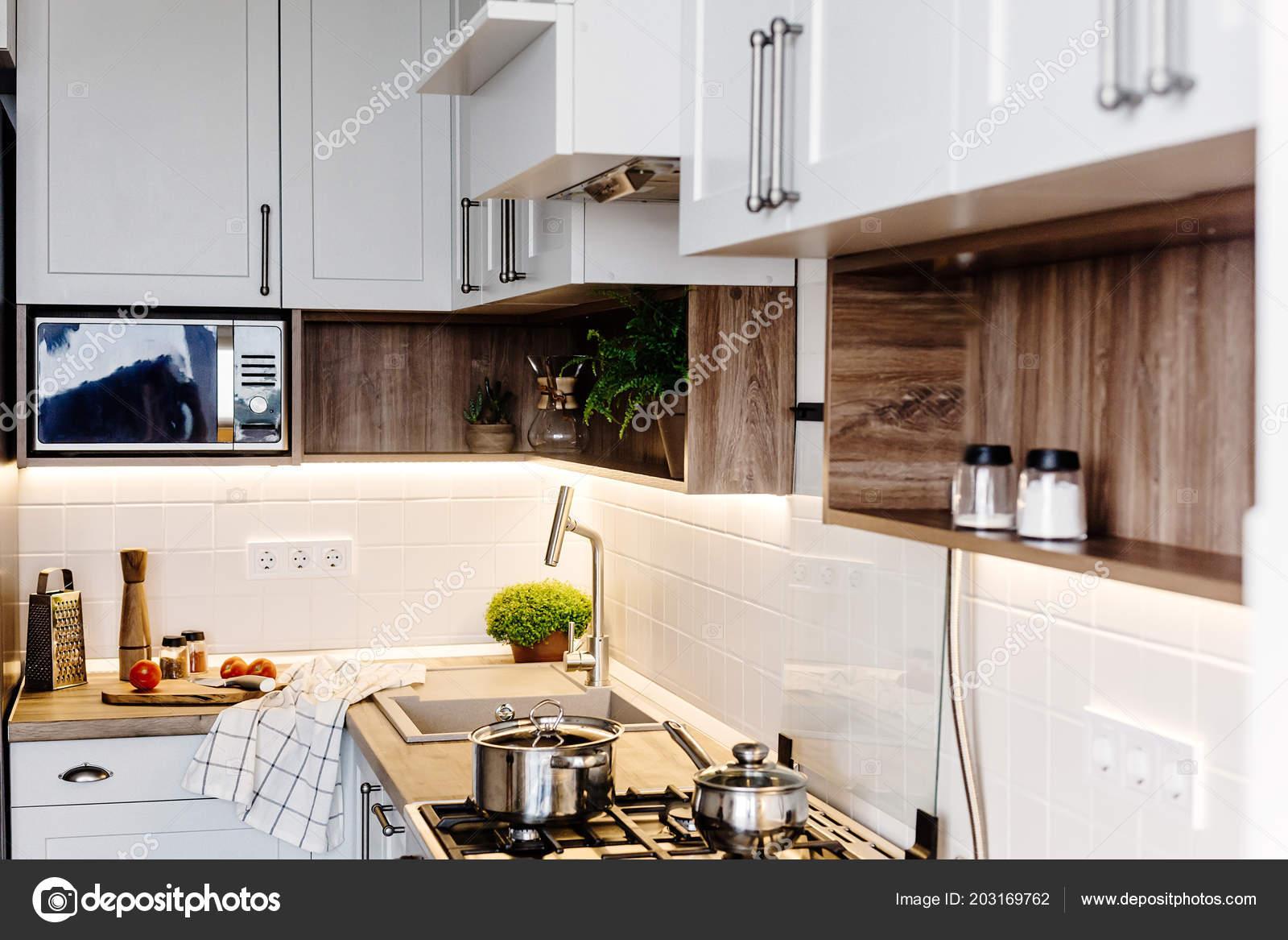 Keuken Interieur Scandinavisch : Koken moderne keuken scandinavische stijl stijlvolle keuken