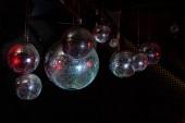 Fotografie Disco ball in a nightclub