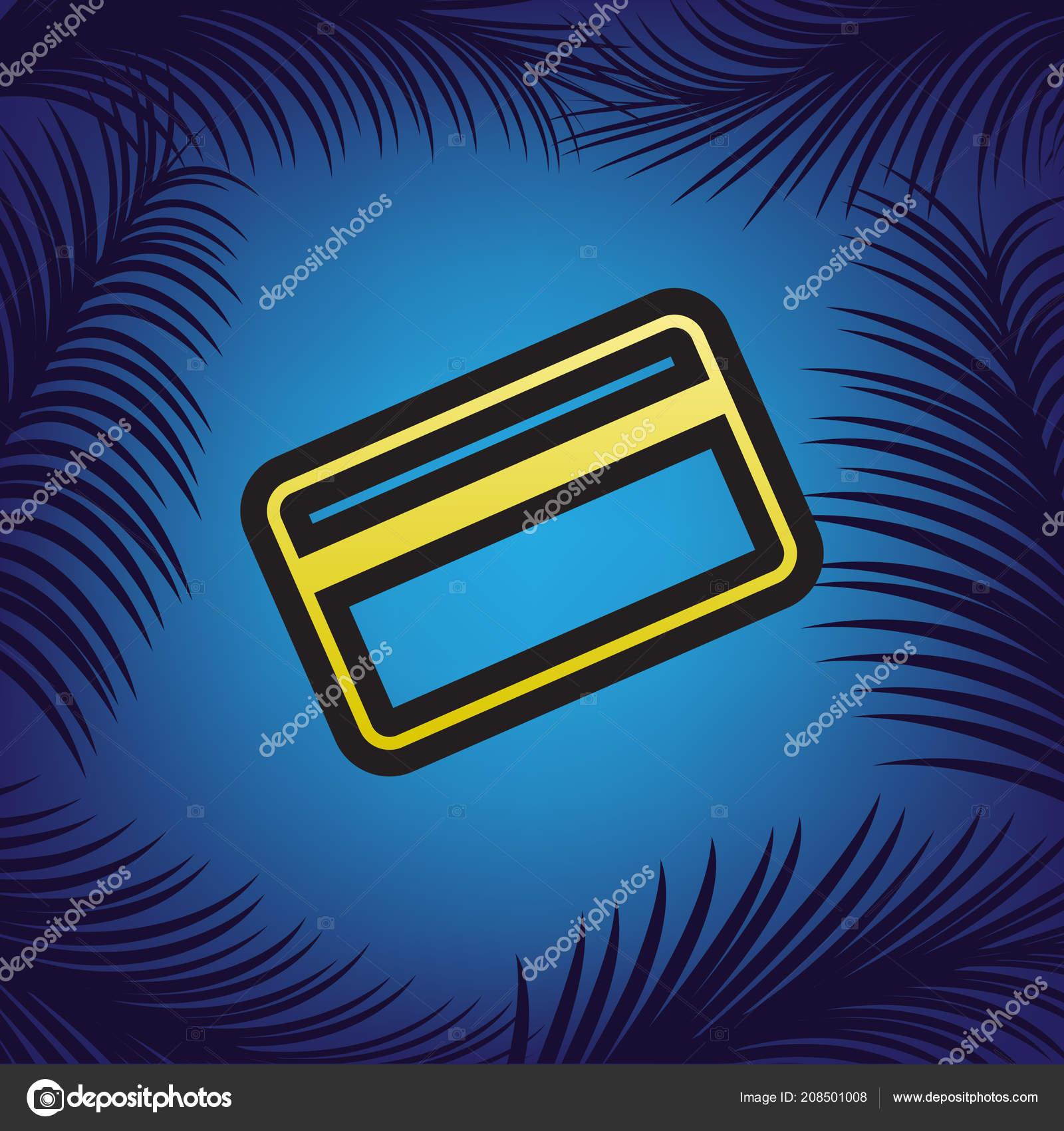 L'icône du dossier. Télécharger symbole. Flat vector illustration.