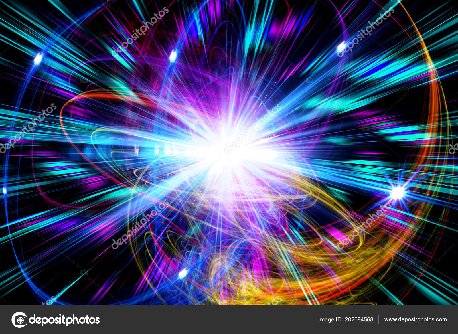 Wallpaper In Movement Background Abstract Light Design