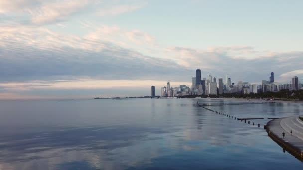 Centrum města Chicago