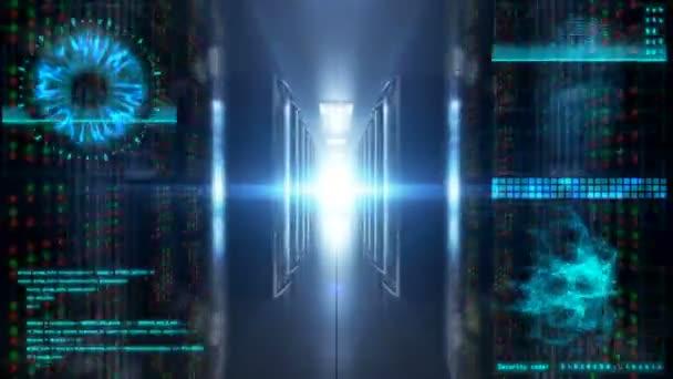 Koncepce zabezpečení na vysoké úrovni v síťovém datovém centru