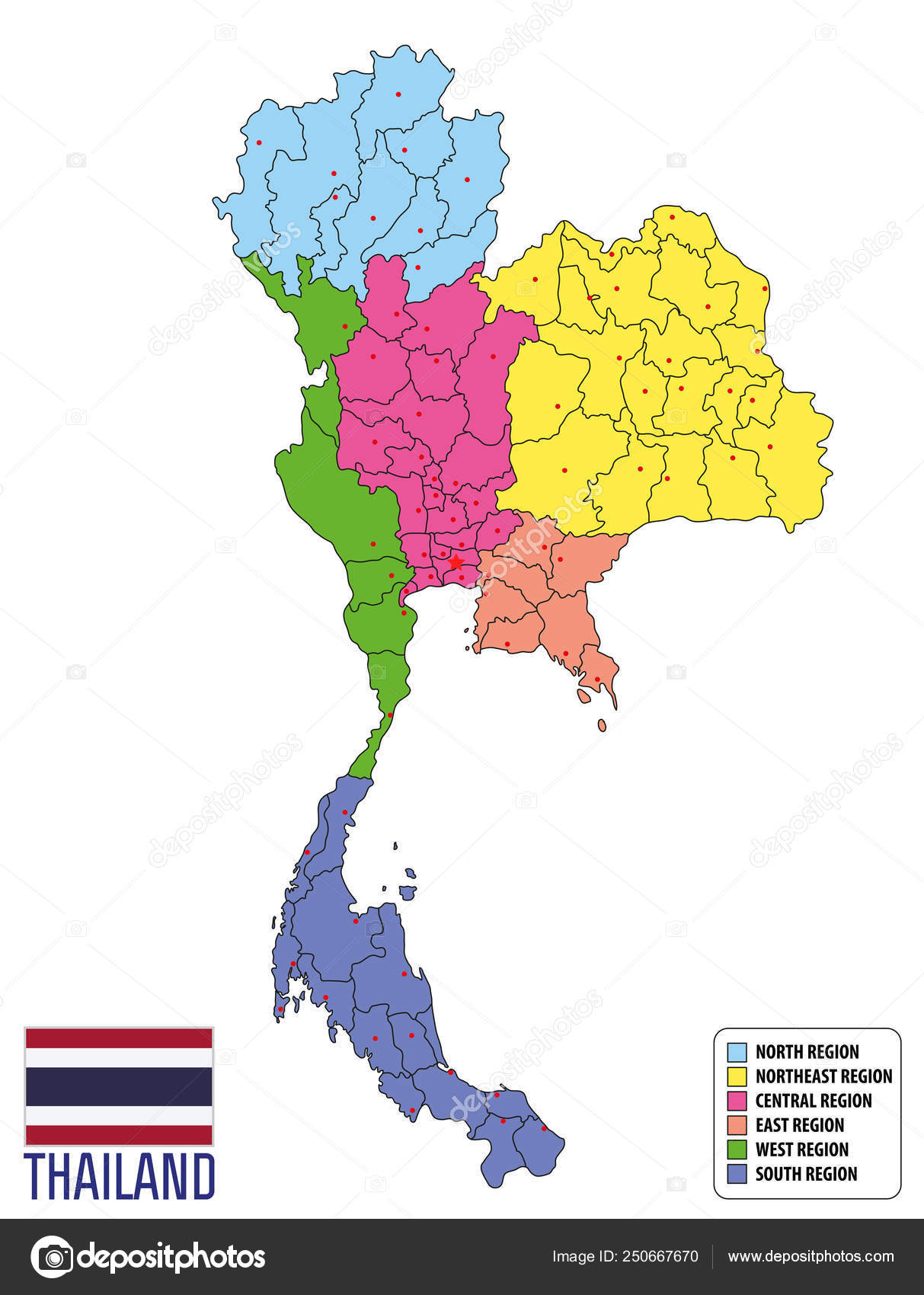 Map of Thailand — Stock Vector © zlatovlaska2008 #250667670 Map For Thailand on map for u.s, map for guadeloupe, map for nepal, map for somalia, map for australia, map for central african republic, map for romania, map for germany, map for palestine, map for cyprus, map for el salvador, map for taiwan, map for bangkok, map for ethiopia, map for lithuania, map for canada, map for east africa, map singapore, map for mozambique, map for korea,