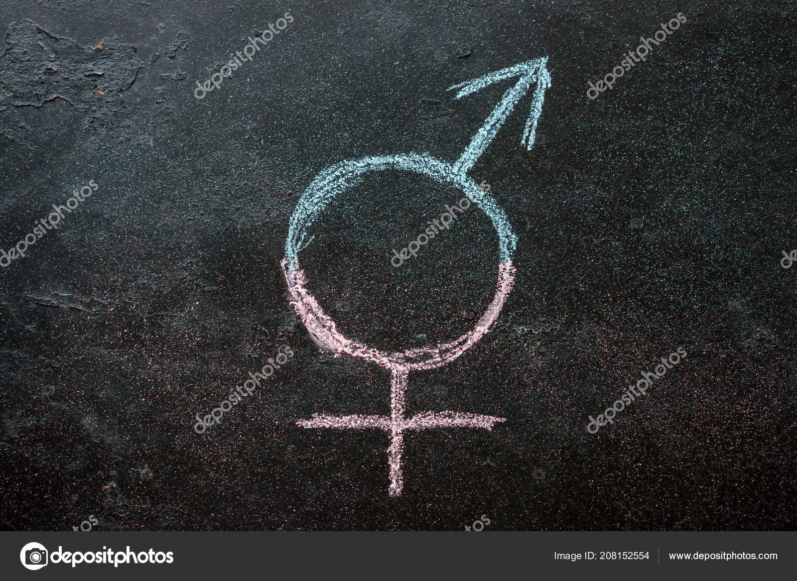 Eine transgente Frau datiert