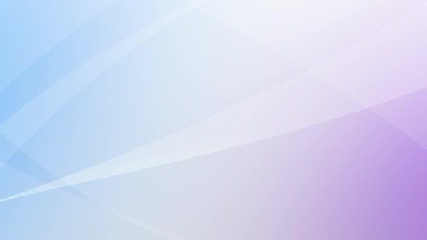 linee geometriche dinamiche di blue e viola astratto